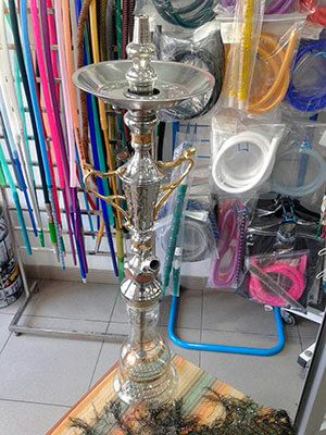 Cachimba Khalil Mamoon worldcup trophy
