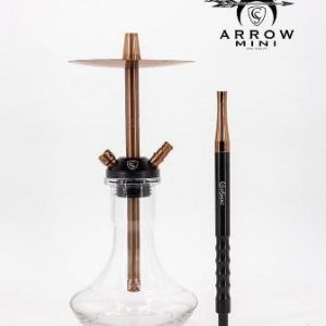 Cold Smoke Arrow Mini Gold Rose